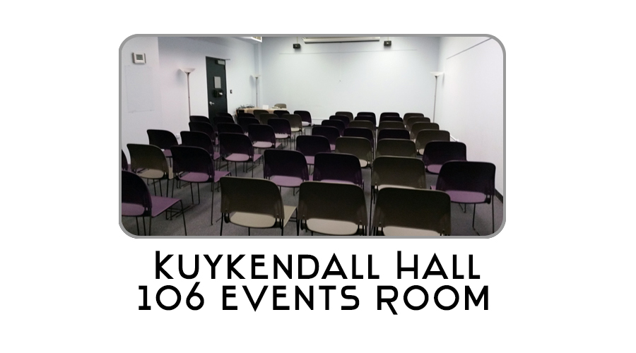 106 Events Room