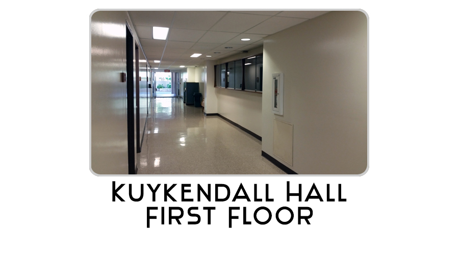 Kuykendall Hall 1st Floor